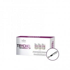 FARMONA TRYCHO TECHNOLOGY Specjalistyczne ampułki wzmacniające do włosów osłabionych i wypadających 10x5ml
