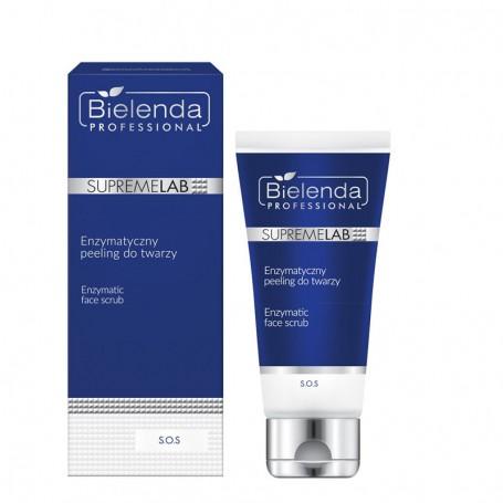 BIELENDA S.O.S Enzymatyczny peeling do twarzy 70g