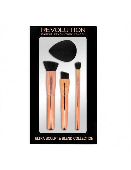 Makeup Revolution Ultra Contour Palette paleta do konturowania na sucho