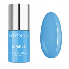 NEONAIL 3w1 Lakier Hybrydowy SIMPLE 7,2 g - AIRY
