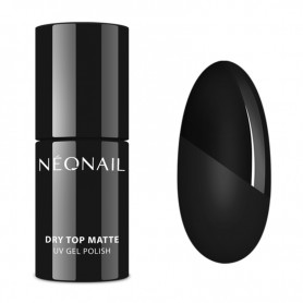 NEONAIL Lakier Hybrydowy UV 7,2 ml - Dry Top Matte
