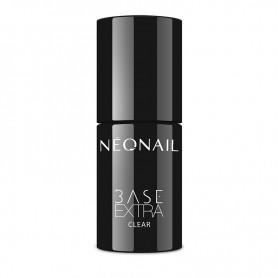 NEONAIL Lakier Hybrydowy 7,2 ml - Base Extra (Soak off)