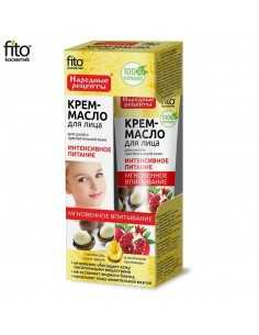 """Fitocosmetics Krem-olejek do twarzy """"Intensywne odżywianie"""" 45ml"""