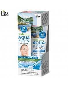 """Fitocosmetics Aqua-krem do twarzy """"Ultra Nawilżenie"""" 45ml"""