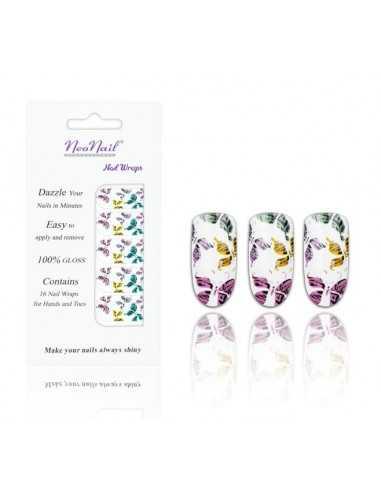 NeoNail Papaya Shake 4820 lakier hybrydowy UV