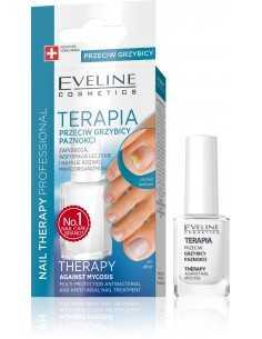 Eveline Nail Therapy Lakier Terapia przeciw grzybicy paznokci