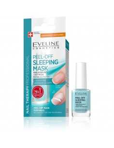 Eveline Nail Therapy Maska do paznokci Peel-Off Sleeping