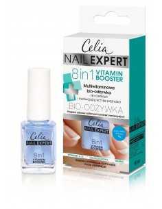Celia Nail Expert Multiwitaminowa bio-odżywka do paznokci 8w1