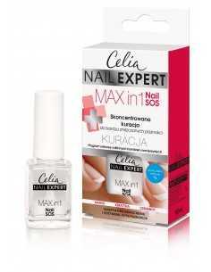Celia Nail Expert Skoncentrowana kuracja do paznokci Max in 1