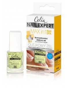 Celia Nail Expert Skoncentrowany olejkowy żel do paznokci i