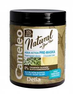 Delia Cosmetics Cameleo Natural Aqua Action Pre-Maska