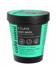 Cafe Mimi Kubeczek Maska do włosów odświeżająca-włosy tłuste u