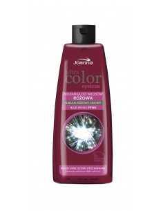 Joanna Ultra Color System Płukanka do włosów różowa 150ml