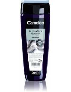 Delia Cosmetics Cameleo Płukanka do włosów srebrna 200ml