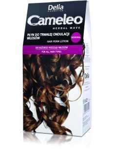 Delia Cosmetics Cameleo Herbal Wave Płyn do trwałej ondulacji