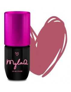 Lakier hybrydowy MylaQ My Dirty Pink M040