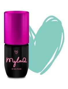 Lakier hybrydowy MylaQ My Mint Kiss M045