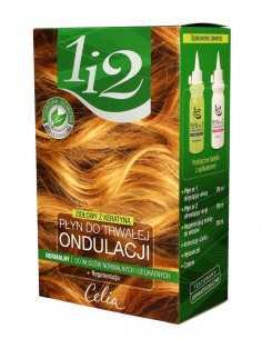 Celia Do włosów 1i2 Płyn do trwałej ondulacji Ziołowy z