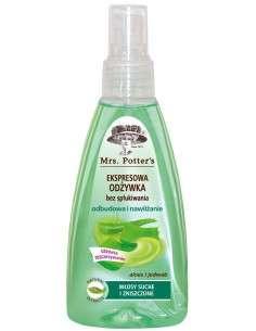 Mrs Potters Odżywka do włosów w sprayu 200ml Aloes
