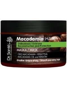 Dr.Sante Macadamia Hair Maska odbudowująca do włosów