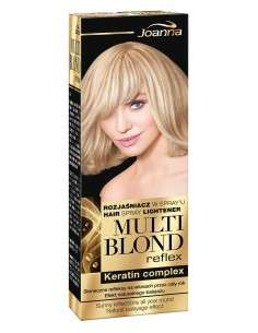 Joanna Multi Blond Reflex Rozjaśniacz w sprayu 150ml
