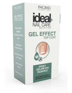 Ingrid Ideal Nail Care Definition Preparat nawierzchniowy-efekt