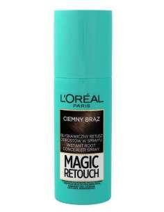 Loreal Magic Retouch Spray do retuszu odrostów nr 2 Ciemny Brąz