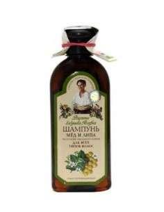 Receptury Babuszki Agafii Szampon miód i lipa dla wszystkich