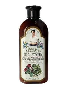 Receptury Babci Agafii Szampon regenerujący do włosów