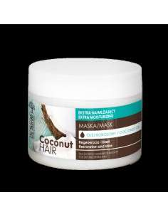 Dr.Sante Coconut Hair Maska nawilżająca do włosów suchych i