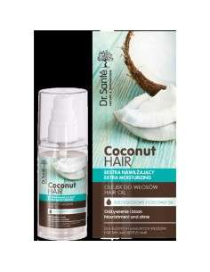 Dr.Sante Coconut Hair Olejek nawilżający do włosów suchych i