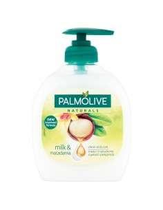 Palmolive Mydło w płynie z dozownikiem Milk & Macadamia 300ml