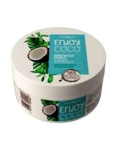 Marion Enjoy Coco Odżywcza Maska do włosów z olejem kokosowym
