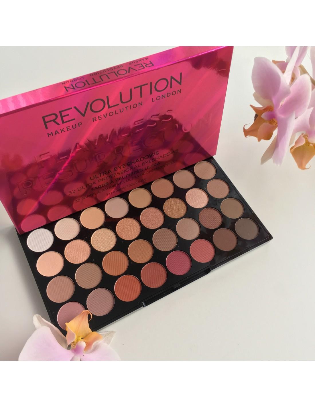 Makeup revolution flawless 3 resurrection opinie