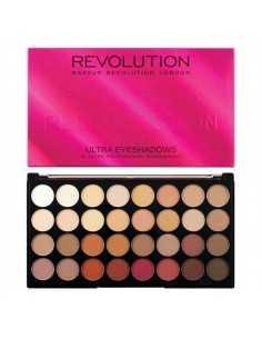 Makeup Revolution Flawless 3 Resurrection paleta 32 cieni