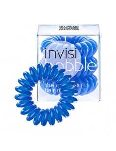 Invisibobble Navy Blue 3 sztuki