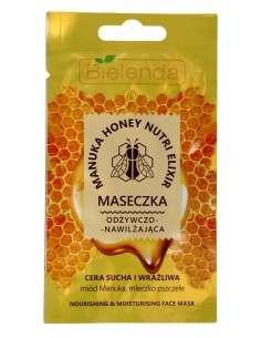 Bielenda Manuka Honey Nutri Elixir Maseczka