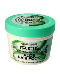 Fructis Aloe Hair Food Maska do włosów nawilżająca 390ml
