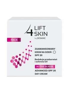 Lift 4 Skin Active Glycol Zaawansowany Krem na dzień SPF20 50ml