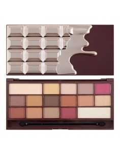 Makeup Revolution Elixir Chocolate paleta 16 cieni