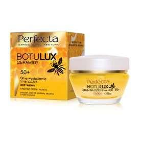 Perfecta Botulux Ceramidy 50+ Krem silne wygładzenie zmarszczek