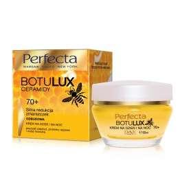 Perfecta Botulux Ceramidy 70+ Krem silna redukcja zmarszczek na