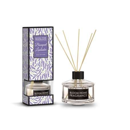Bloom Home Fragrance Olejek zapachowy + patyczki Bouquet of