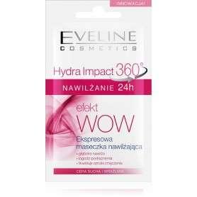 Eveline Hydra Impact 360 Nawilżanie 24h Maseczka z efektem WOW!