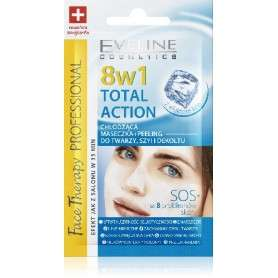 Eveline Face Therapy Total Action 8w1 Maseczka