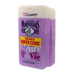 Le Petit Marseillais Żel pod prysznic Jeżyna 1+1 gratis 250mlx2