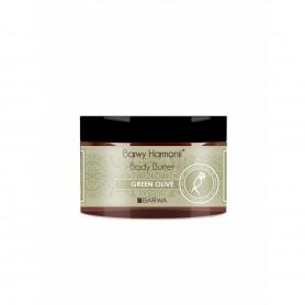 BARWA Barwy Harmonii Masło do ciała pielęgnujące Green Olive