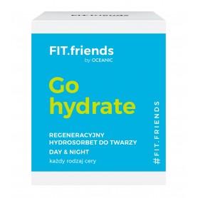 FIT.friends Go Hydrate Regeneracyjny Hydrosorbet do twarzy na