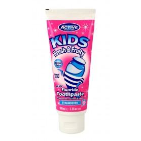 Beauty Formulas Active Oral Care Kids Pasta do zębów dla dzieci