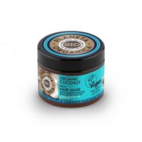 Planeta Organica Coconut Maska do włosów każdego rodzaju 300ml